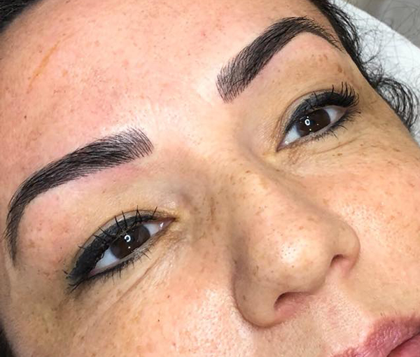 semi permanent makeup beau boutique salon
