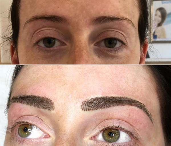 Beautiful Semi Permanent Makeup at Beau Boutique Salon | Kent's #1 Salon