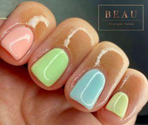 Manicures & Pedicures 17