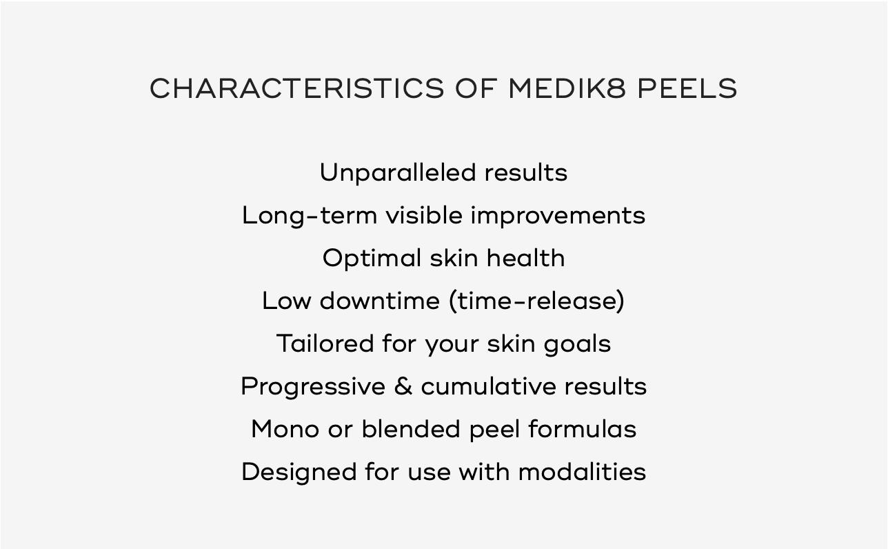 Medik8 Facials & Peels 15
