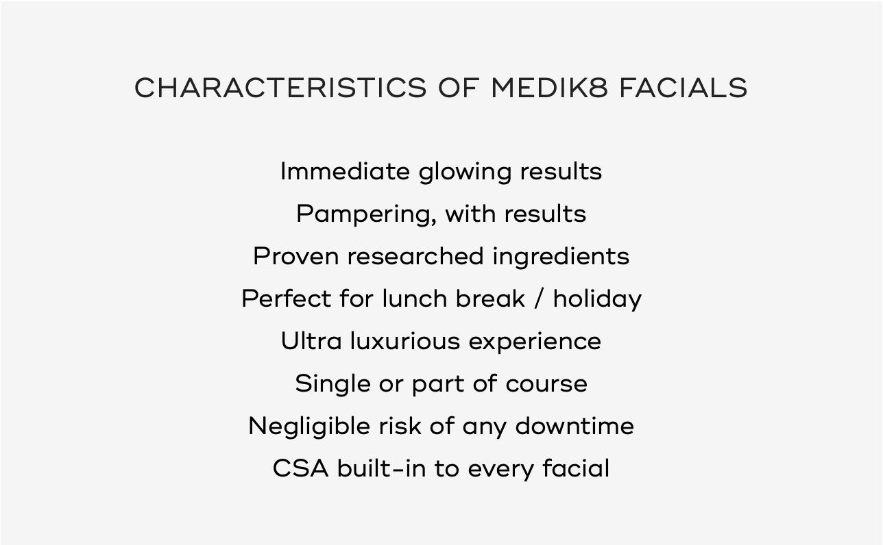 Medik8 Facials & Peels 14