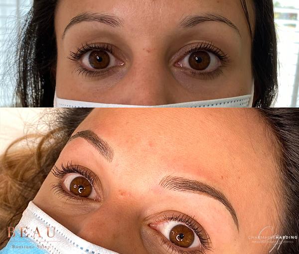 Semi Permanent Makeup 30