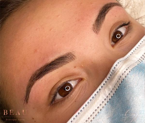 Semi Permanent Makeup 12