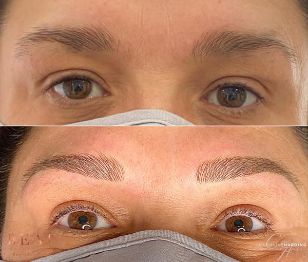 Semi Permanent Makeup 9
