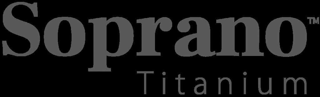 Soprano Titanium Logo